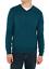 M-amp-S-Para-Hombre-Azul-Marino-Verde-Negro-Cuello-en-V-Sueter-Pulover-Top-De-Puentes-De-Puro miniatura 2