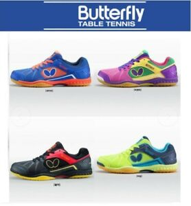 Butterfly LEZOLINE RIFONES The New High Performance Table Tennis,Ping pong Shoe