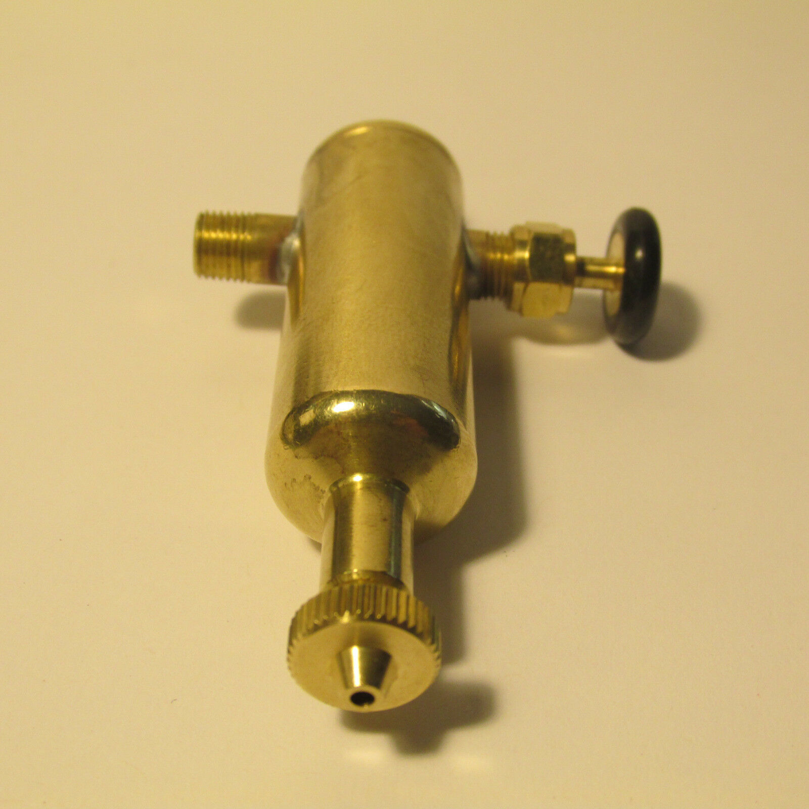 LIVE STEAM DISPLACEMENT LUBRICATOR 3 16-40 TPI - New Train Parts