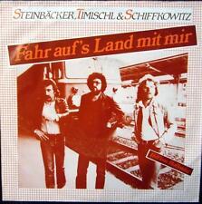 Single / STS / STEINBÄCKER,TIMISCHL,SCHIFFKOWITZ / AUSTRIA / RARITÄT /