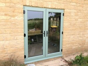 Chartwell-Green-on-White-uPVC-French-Patio-Door-Patio-Doors-1290mm-x-2090mm