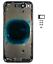 miniatuur 5 - Châssis Arrière Pour Iphone SE 2020 SE2 Coque Vitre Arrière Logo CE