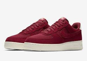various design wholesale differently Details about Nike Air Force 1 Low Suede Red Crush/Red Crush-Sail  AO3835-600 US Men Size 12.5