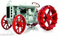1917 Fordson F Tractor 1 16 Die-cast Universal Hobbies Uh2917 Toys