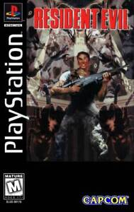 Resident-Evil-PS1-Great-Condition-Fast-Shipping