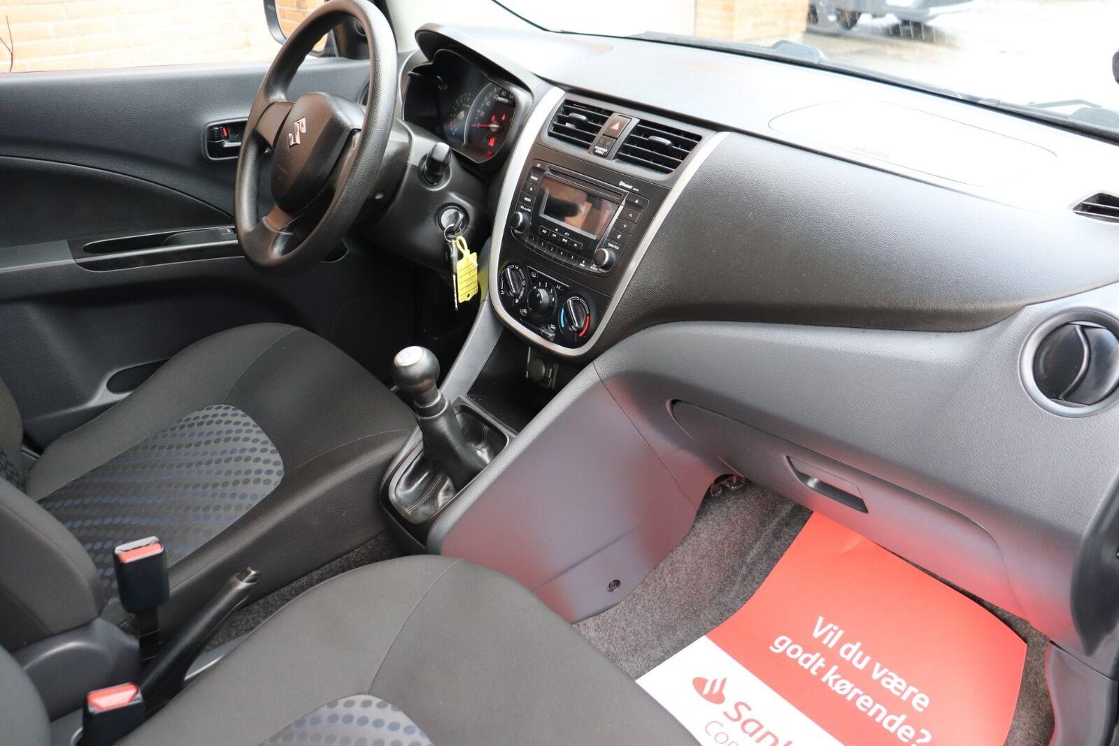 Suzuki Celerio 2016