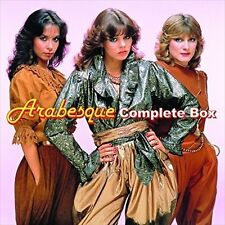 Complete Box [Limited Edition] by Arabesque (Europop) (CD, Dec-2014)