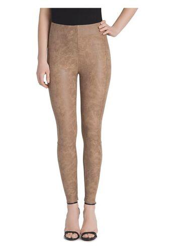 Lysse Jones $109 NWT Faux Leather Size M Suede Leggings #2927-A1