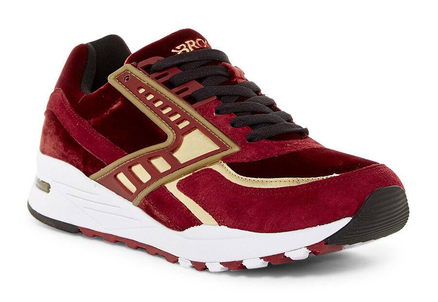 New Brooks Regent Men scarpe da  ginnastica rosso DAHLIA -oro  migliori prezzi e stili più freschi