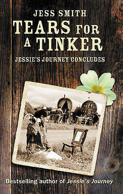 """AS NEW"" Jess Smith, Tears for a Tinker, Paperback Book"