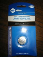 Miller Replacement Battery For Performance Amp Elite Series Helmets Qty 1 217043