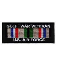 Air Force Gulf War Vet Service Ribbon Patch, Military Patches