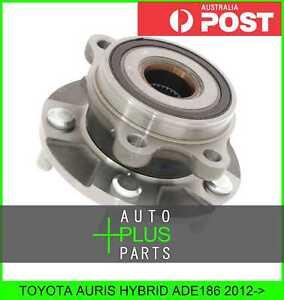 Fits-TOYOTA-AURIS-HYBRID-ADE186-Front-Wheel-Bearing-Hub
