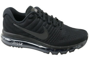Nike Air Max 2017 GS 851622-004 Kinder SCHUHE SNEAKERS schwarz