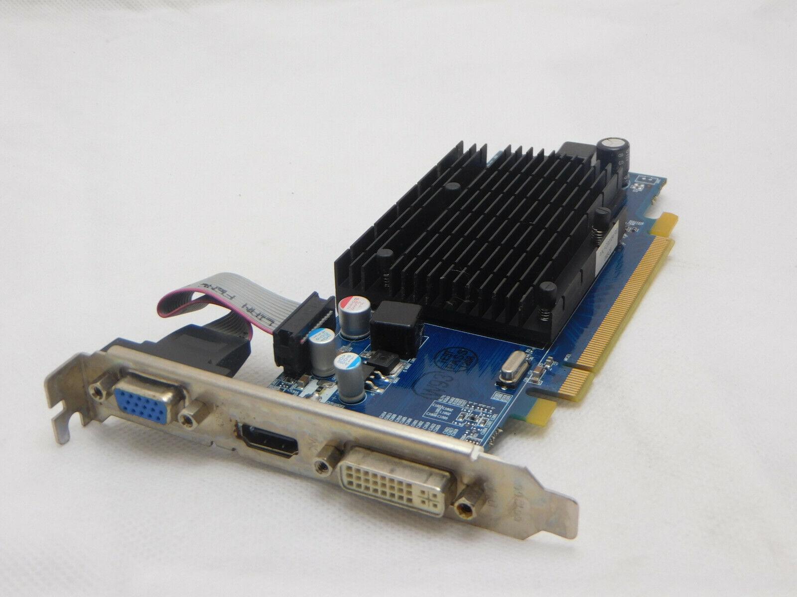 Sapphire Radeon HD 4350 512 MB DDR2 (Samsung) PCI Express 2.0 x16