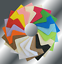 6-034-Square-Coloured-Envelopes-155x155mm-Crafts-Greeting-Cards-amp-Party-Invitations thumbnail 1