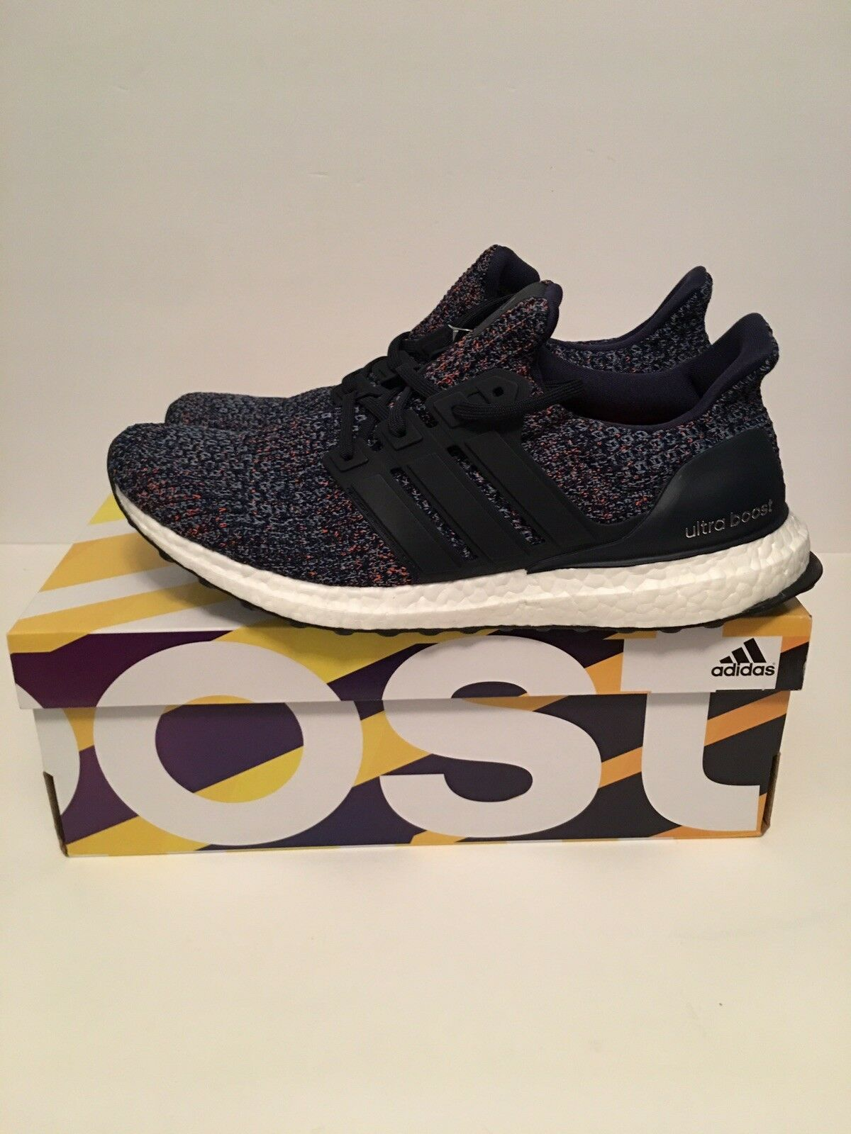 NEW NEW NEW Adidas Ultra Boost 4.0 Multicolor BB6165 Size 9 9af2eb