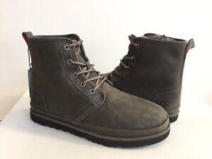 About Uk Men 15 Charcoal Details 49 Ugg Harkley 5 Waterproof Us Leather 14 Eu Shoe 6gbYfv7y