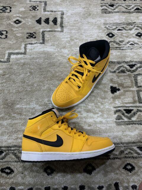 Nike Air Jordan 1 Mid Taxi University