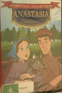 Anastasia-Storytime-Collection-DVD-2010-BRAND-NEW-SEALED-All-Zones-Free-FasPo