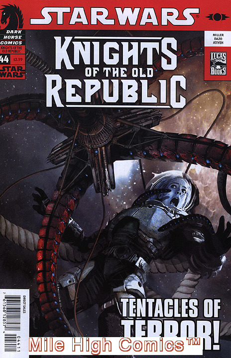 STAR WARS: KNIGHTS OF THE OLD REPUBLIC (2005 Series) #44 Very Fine Comics Book