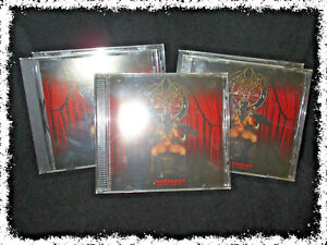 LUCERA-Goatrronea-Compilation-CD-limited-to-300-NEW-Colombian-raw-black-metal