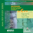 Advanced Six Degrees of Freedom Aerospace Simulation and Analysis in C++ by Peter Zipfel (CD-ROM, 2014)