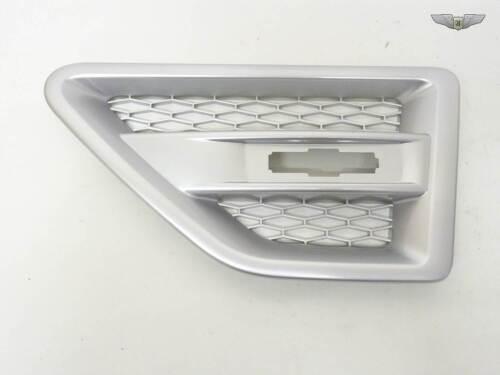 Land Rover Freelander 2 L359 nuevo Bearmach Izquierdo Ala De Plata Parrilla De Ventilación LR001660