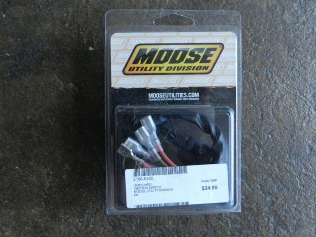 Moose Utility Polaris Ignition Switch 2106-0425