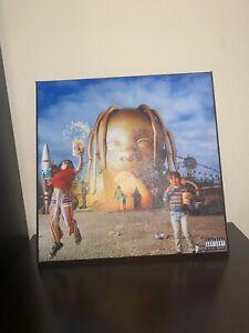 14x21 24x36 Poster Album Astroworld Travis Scott Music Rapper Star 157