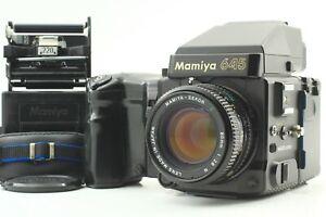 EXC-5-Mamiya-M645-SUPER-SEKOR-C-80mm-f-2-8-N-120-220-INSERTO-DAL-GIAPPONE-447