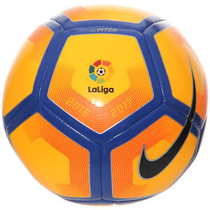 6b5c5854d Image is loading NIKE-PITCH-LA-LIGA-SOCCER-BALL-SIZE-5-