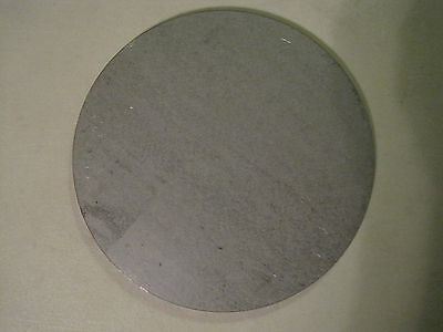 "Stainless Steel Disc x 2.5/"" Diameter Round .1875 Circle 3//16/"" 304 SS"