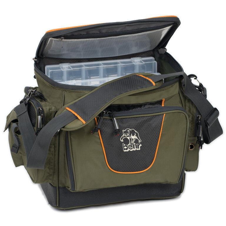 Behr Trendex baggy 5-angel bolso con 5 boxeo sistema bolso, bolsa de accesorios