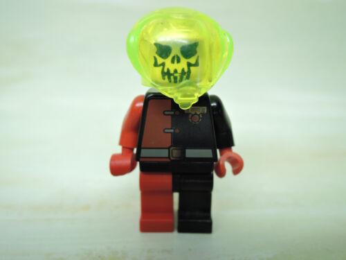 LEGO personaggio Squadra Alpha Ogel MINION Commander pneumotorace distintivo alp018 4793