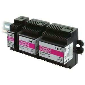 TRACOPOWER-TBL-015-105-Guia-DIN-Suministro-Electrico-5v-DC-2-4a-12w-1-fase