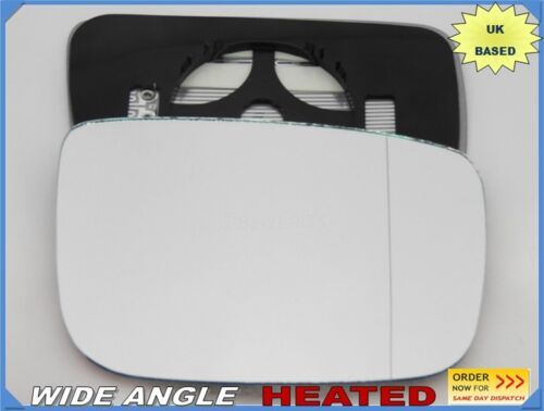 Wing Mirror Glass For VOLVO XC60 2008-2016 Wide Angle HEATED Right Side #P019