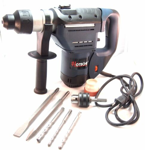 1-1/2 SDS Plus Rotary Hammer Drill 3 Functions
