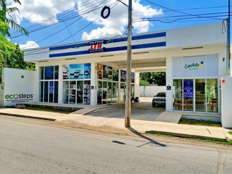 Local en renta en Merida en Avenida Los pinos casi esq Avenida Yucatan