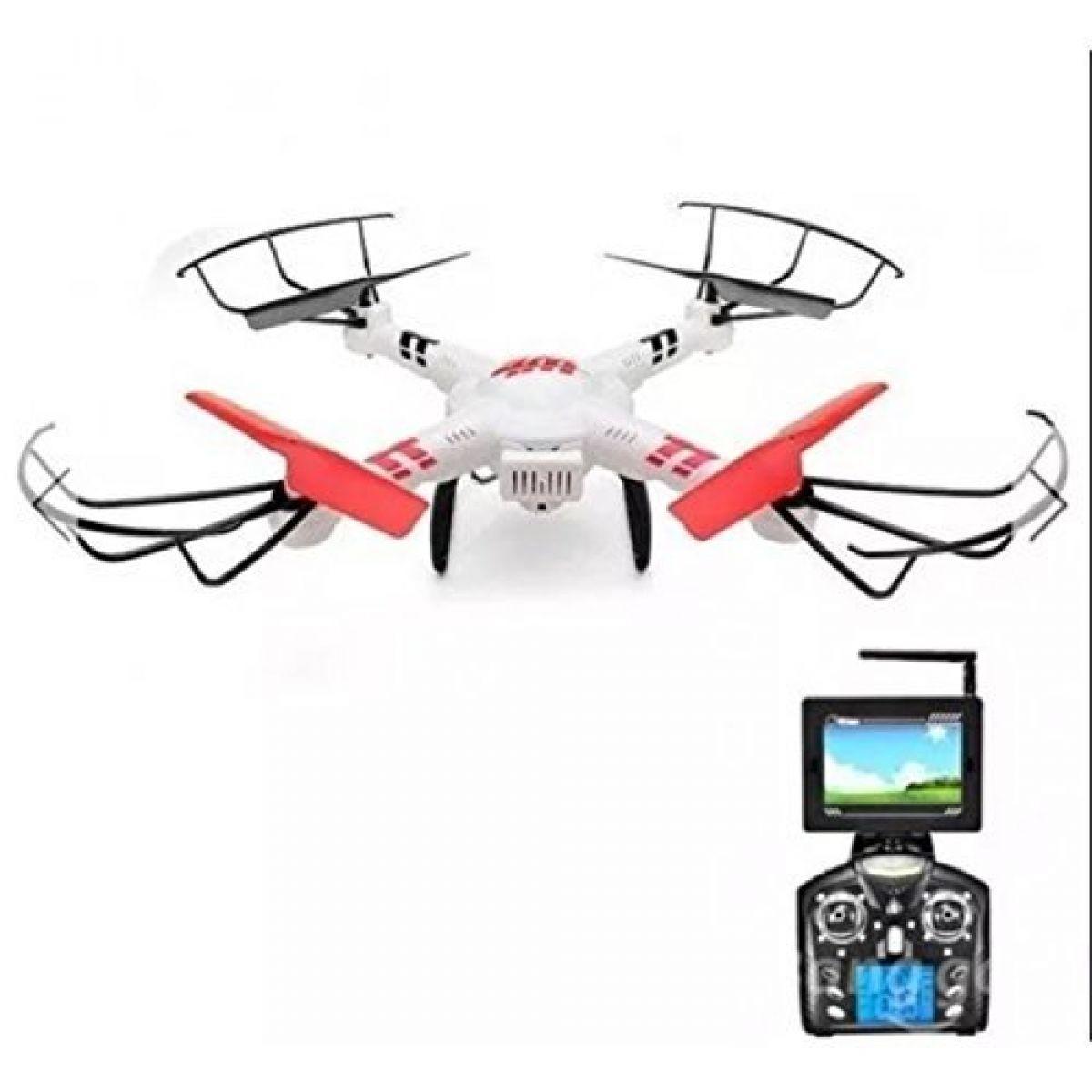 Quadcopter video hd 720p - kamera wltoys rc helikopter - drohne v686 v686g 5.8g fpv