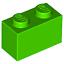 100-Lego-30-1x2-Bricks-Various-Colors-Blue-Red-White-Yellow-Green-Orange-Gray thumbnail 3
