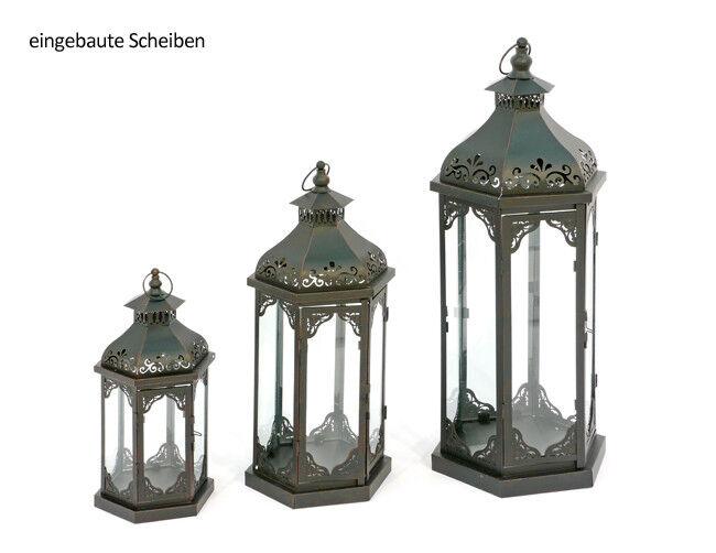 Viento luz farol metal a la elección de decoración candelabro 16035 diseño antiguo