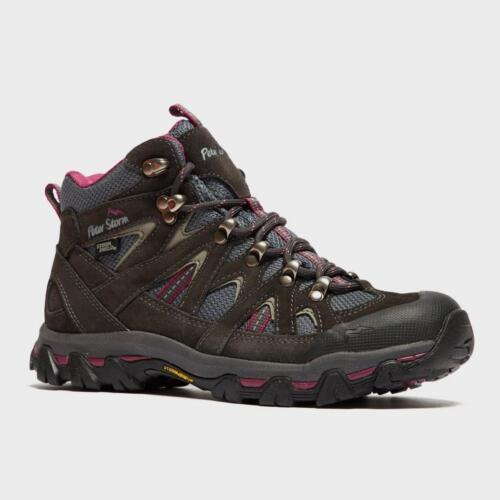 New Peter Storm Women's Arnside Mid Walking Boot