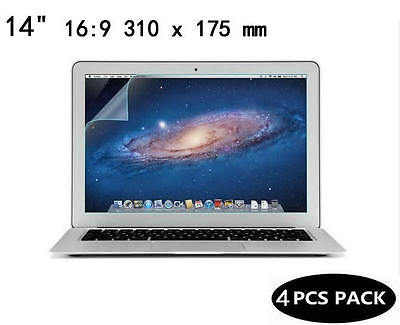4PCS PACK 15.6 Anti Glare BlueRay Screen Protector For Dell Inspiron 15 5000