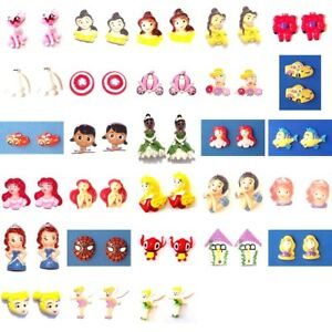 Resin-Flatback-DISNEY-CHARACTER-Cabachons-Embellishments-You-Chose-Style