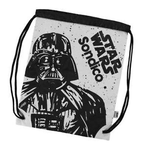 *new* 'lord Darth Vader' Star Wars Char Gym Sack Sondico Herren-accessoires Taschen