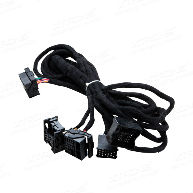 car stereo iso wiring harness extra long 6m cable adapter for bmw rh ebay com wiring harness creator wiring harness karmann ghia