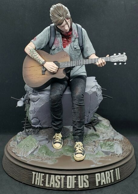 The Last of Us Part II 2 Collectors Edition Ellie Statue (No Game) NEW