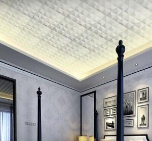 Decke Panel Deckenplatten Styroporplatten Polystyrolplatten Deckenverkleidung Ebay