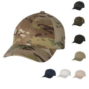60b81dc54cb Image is loading Yupoong-Mens-MULTICAM-PLAIN-Unstructured-Classic-Dads-Cap-